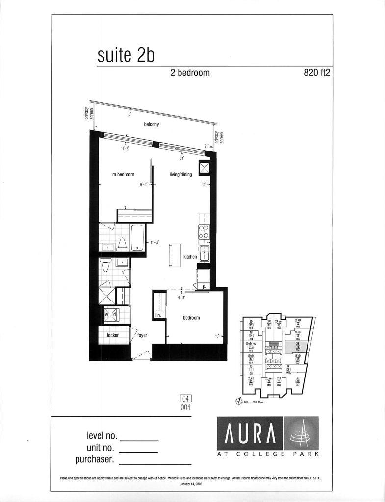 Aura Condos Home Leader Realty Inc